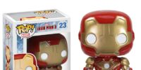 Pop Vinyls: Iron Man 3
