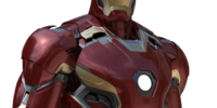 Iron Man armor (Mark XLV)