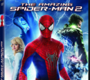 The Amazing Spider-Man 2 Home Video