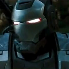 The War Machine Armor.
