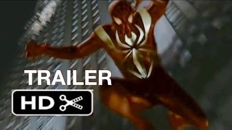 Marvel's Spider-Man Homecoming -(2017 Movie) 3 Minutes Preview Trailer FanMade HD