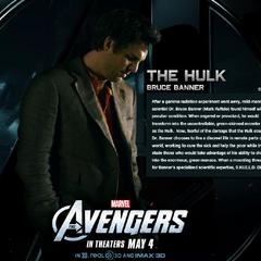 Bruce Banner Bio Wallpaper.