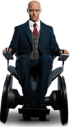 Professor X Transparent
