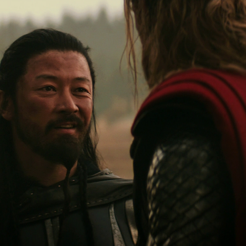 Hogun | Marvel Movies | Fandom powered by Wikia