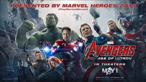 "Marvel's Avengers Age of Ultron ""Never Surrender"" TV spot – In Theaters May 1"