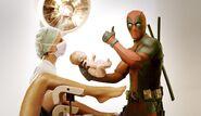 Deadpool midwife