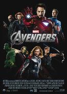 Avengers German poster