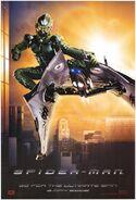 Greengoblin spiderman ver3