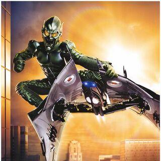 Green Goblin poster