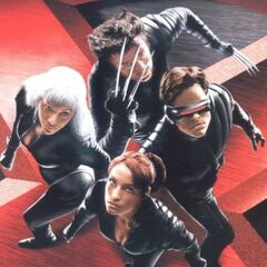 The team from <i>X-Men</i>.