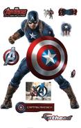 Captain America Fathead