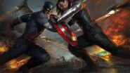 CaptainAmerica Bucky-WinterSolider