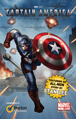Captain America Evil Lurks Everywhere