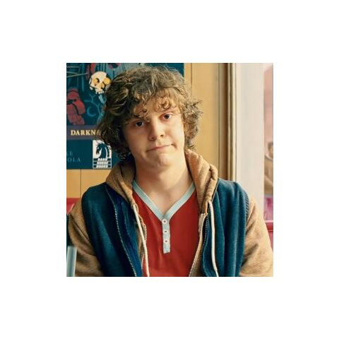 Evan Peters as Todd in <a href=