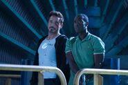 Tony and Rhodey IM3