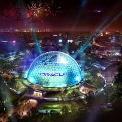 Oracle Building In Iron Man