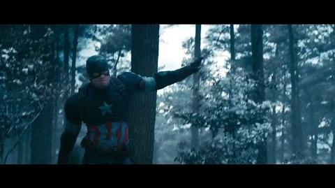 Captain America - Fight Moves Compilation(AoU Included) HD