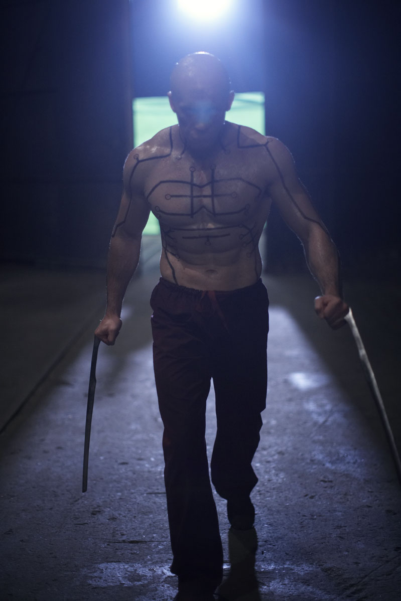 X Men Origins Wolverine Deadpool Fight