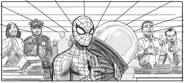 File:Spider-Man 4 Storyboard 7.jpg