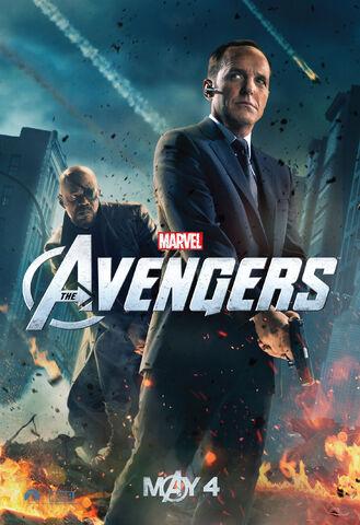 File:Avengers Coulson poster.jpg
