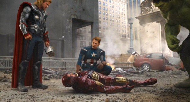 File:Thor, iron man, cap and hulk.png