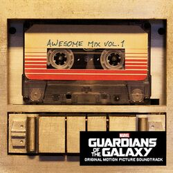Gotg OST Cover Awesome Mix Vol. 1