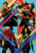 GOTG Imax3Dteamposter