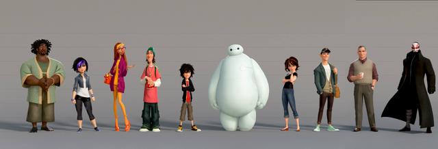 File:Big Hero 6 Characters.png