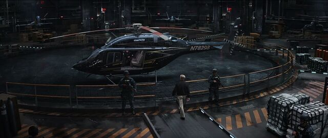 File:Stark Industries Helicopter The Raft Helipad Captain America Civil War (1).JPG