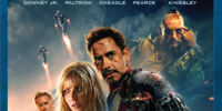 Iron Man 3 Home Video
