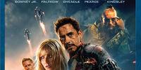 Iron Man 3 Home Video