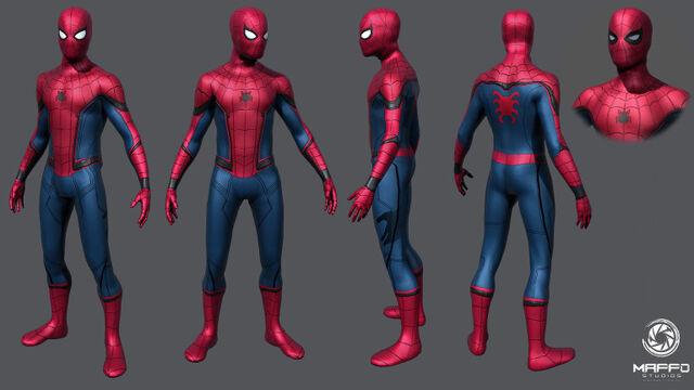 File:Spider-Man Captain America Civil War Concept Art.jpg
