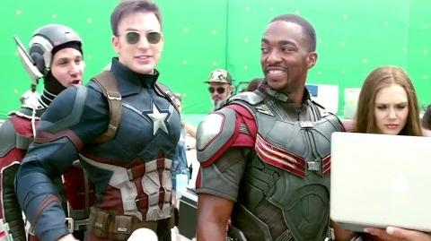 CAPTAIN AMERICA CIVIL WAR - Making of Featurette (2016) Marvel Movie HD