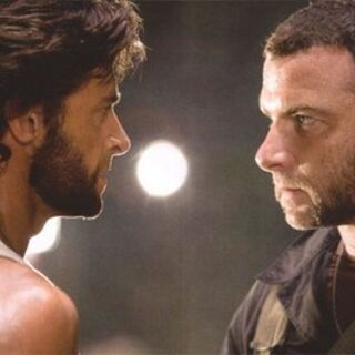 Wolverine and Victor Creed