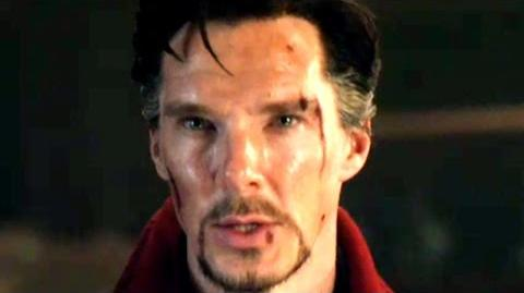 DOCTOR STRANGE TV Spot 30 - World (2016) Benedict Cumberbatch Marvel Movie HD
