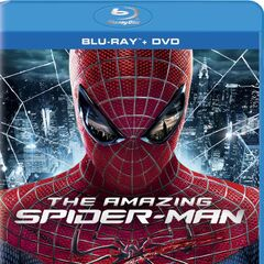 The Amazing Spider-Man<br />US Blu-ray cover