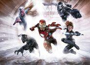 Captain-America-Civil-War-Art-Iron-Man-Team-Bruno-Alves