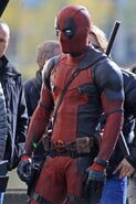 Deadpool Filming 23