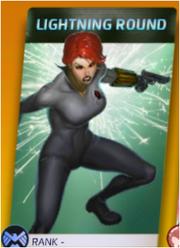 Black Widow Lightning Round