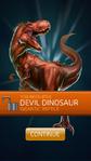 Recruit Devil Dinosaur (Gigantic Reptile)