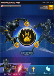 Predator And Prey Screen