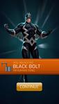 Recruit Black Bolt (Inhuman King)