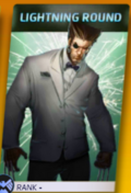 Wolverine Patch Lightning Round