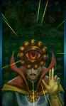 Doctor Strange (Sorcerer Supreme) Eye of Agamotto