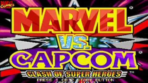 Marvel vs Capcom OST 11 - Spider Man's Theme