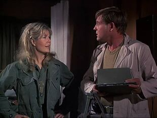 Jerry Harper sergeant-love story