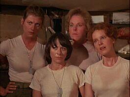 MASH 5x6 episode -The Nurses