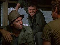 Bob Gooden as Boone-Henry please come home