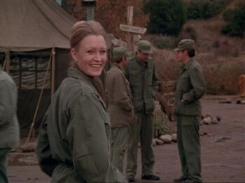 Lieutenant Sheila Sturner | Monster M*A*S*H | Fandom ...