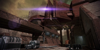 N7 Cerberus Attack